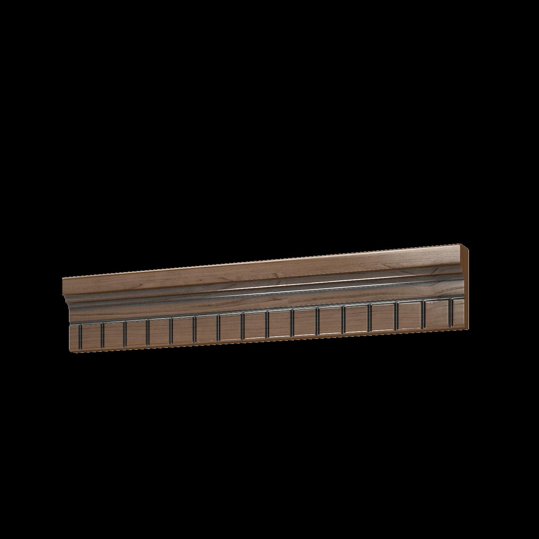 Карниз «Классика» (высота 85) прямой