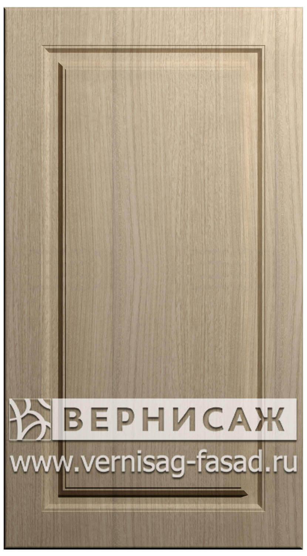 Фасады в пленке ПВХ, Фрезеровка № 73, цвет Меланж светлый