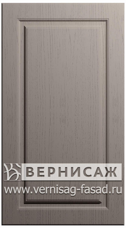 Фасады в пленке ПВХ, Фрезеровка № 73, цвет Трюфель структурный