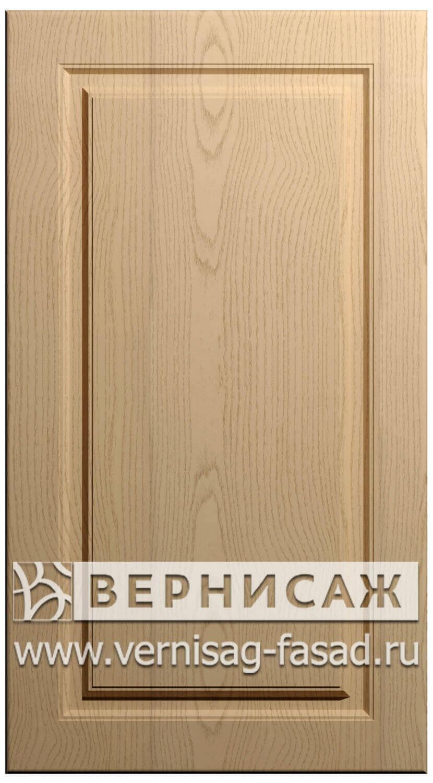 Фасады в пленке ПВХ, Фрезеровка № 73, цвет Ясень бежевый