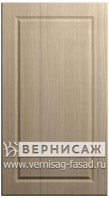 Фасады в пленке ПВХ, Фрезеровка № 74, цвет Меланж светлый