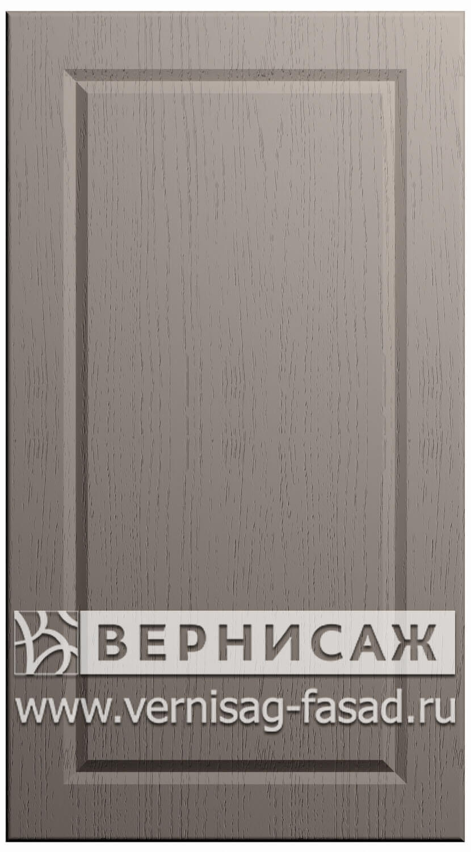 Фасады в пленке ПВХ, Фрезеровка № 74, цвет Трюфель структурный