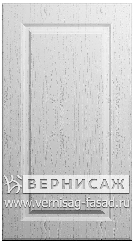 Фасады в пленке ПВХ, Фрезеровка № 73, цвет Массив Бианко