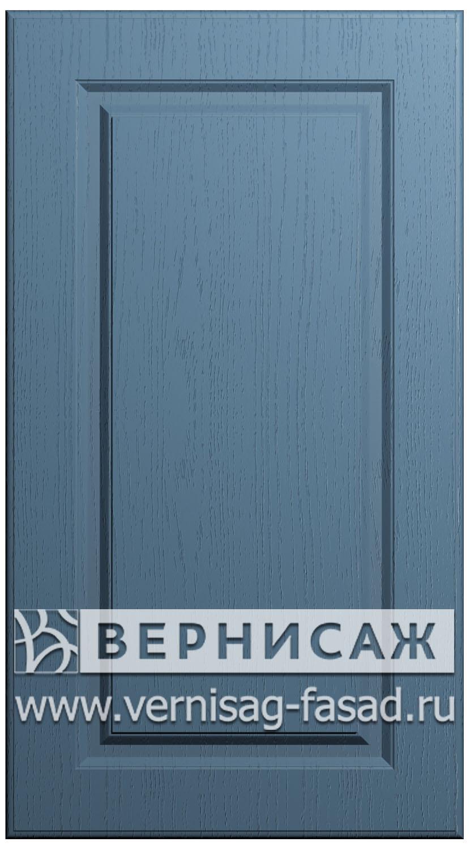 Фасады в пленке ПВХ, Фрезеровка № 73, цвет Массив Деним