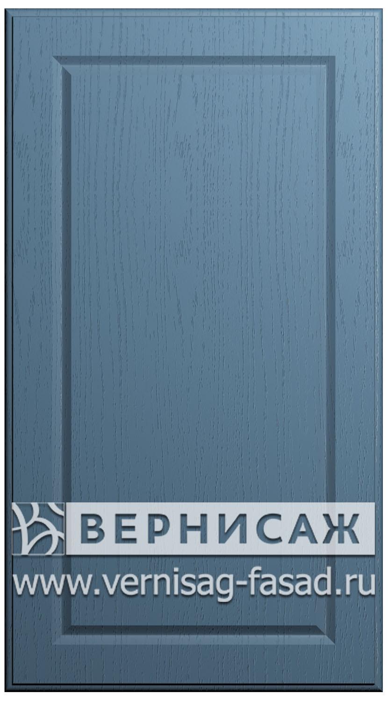 Фасады в пленке ПВХ, Фрезеровка № 74, цвет Массив Деним