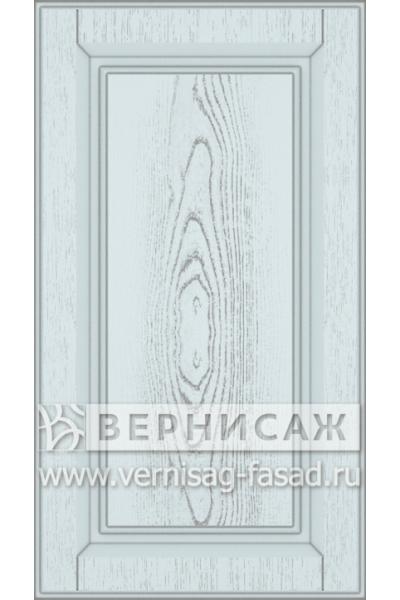 Имитация сборных фасадов из МДФ в шпоне Фрезеровка № 44, цвет Д19