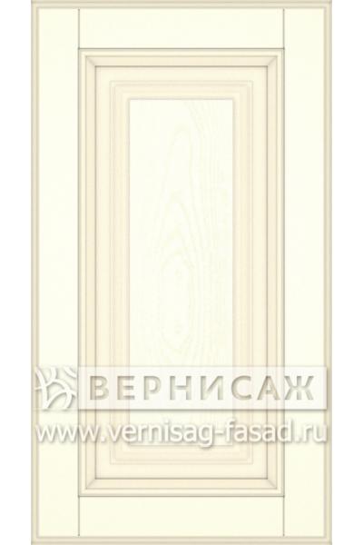 Имитация сборных фасадов из МДФ в шпоне Фрезеровка № 57, цвет Д16