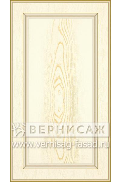 Имитация сборных фасадов из МДФ в шпоне Фрезеровка № 74, цвет Д24