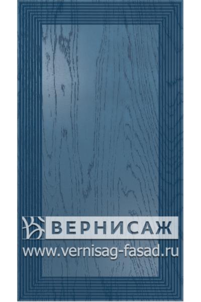 Фасады в пленке ПВХ, Фрезеровка № 77, цвет Массив Деним