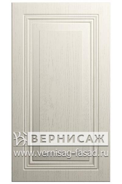 Фасады в пленке ПВХ, Фрезеровка № 53, цвет Массив Магнолия