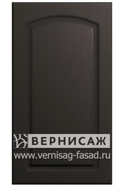 Фасады в пленке ПВХ, Фрезеровка № 11, цвет Массив Арабика