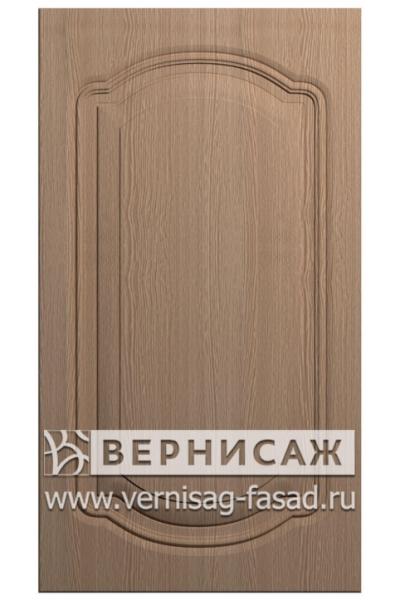 Фасады в пленке ПВХ, Фрезеровка № 40, цвет венге светлый