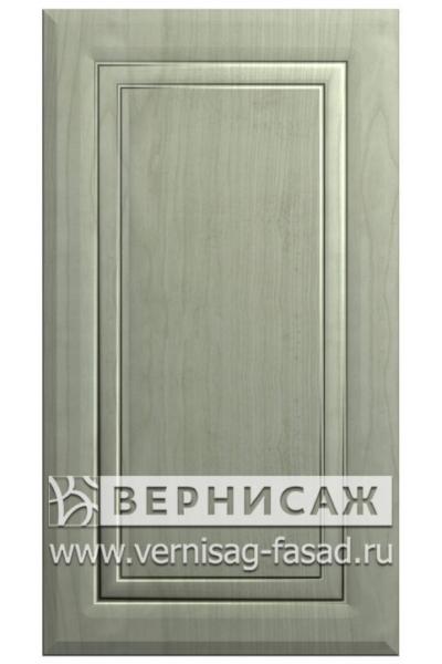 Фасады в пленке ПВХ, Фрезеровка № 41, цвет ясень фисташка