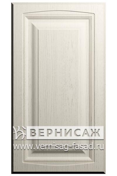 Фасады в пленке ПВХ, Фрезеровка № 55, цвет Массив Магнолия