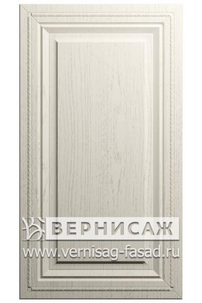 Фасады в пленке ПВХ, Фрезеровка № 70, цвет Массив Магнолия