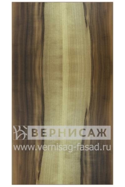 Шпонированные фасады из экзотических пород дерева, Грисард морёный