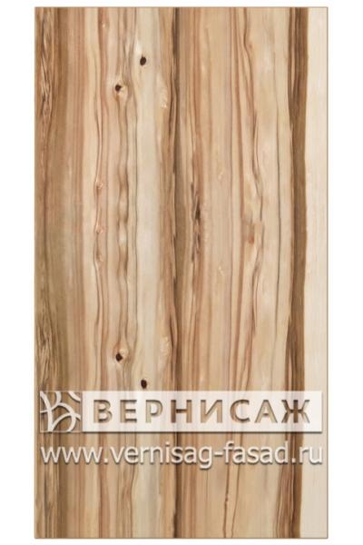 Шпонированные фасады из экзотических пород дерева, Орех сатиновый