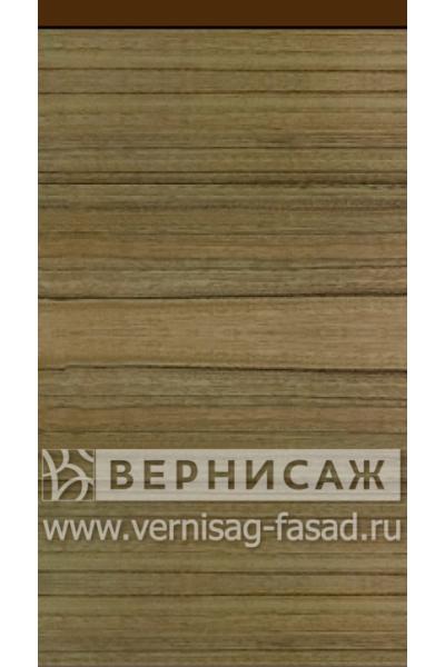 Шпонированные фасады из экзотических пород дерева, с интегрированной ручкой Палдао