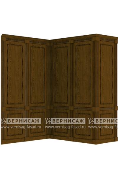 Стеновые панели из шпона, вариант 1