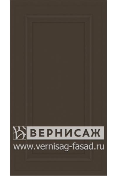 Фасады в пленке ПВХ, Фрезеровка № W3, цвет Смоки софт