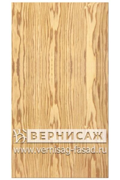 Шпонированные фасады из экзотических пород дерева, Ясень светлый