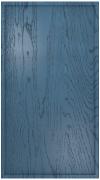 Фасады в пленке ПВХ, Фрезеровка № 75, глухой фасад