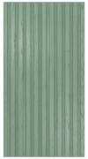 Фасады в пленке ПВХ, Фрезеровка № 78, глухой фасад