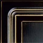 Венге премиум, патина – золото